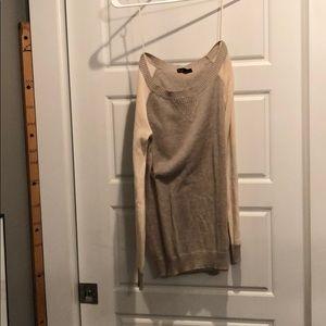 T/O small sweater